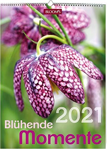Blühende Momente 2021: BLOOM's Wandkalender