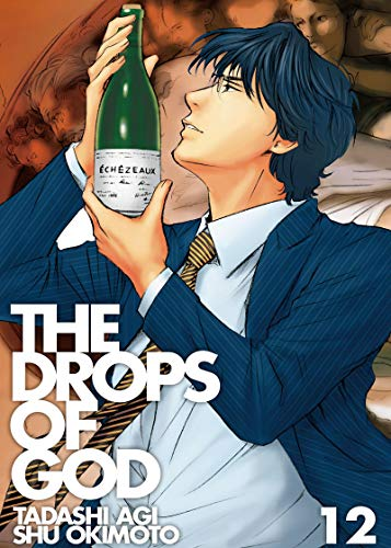 Drops of God Vol. 12 (comiXology Originals)