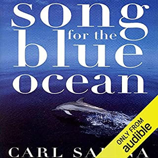 Song for the Blue Ocean audiobook cover art