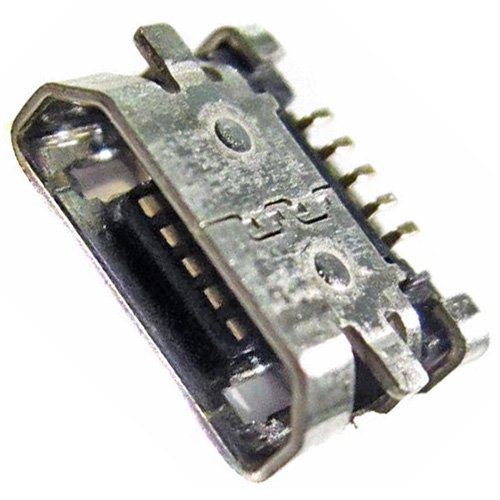 Original ricarica Jack/Micro USB Connector per Nokia 207, 208, 220, Asha 230, 500, Lumia 710