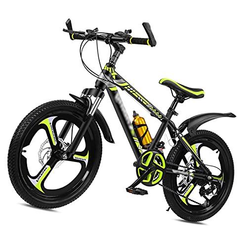OFFA Boys Bikes Ages 8-12, 20' / 22' / 24' Kids Bike Mountain Bicycles, 21-speed Speed Disc Brake Shock-absorbing Mountain Bicycle, Kids Cruiser Cycling,Magnesium Alloy Wheel, Girls Bike Gift