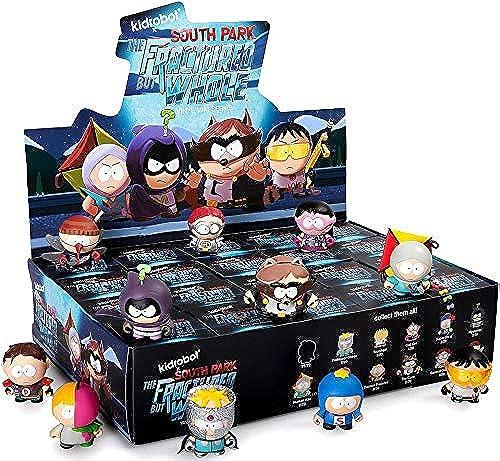Kidrobot x South Park The Fracturot But Whole Mini Vinyl Figure Case of 20