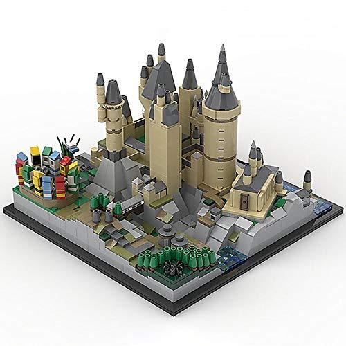ZHAOGUO Bloques de construcción, juguetes, castillos de construcción, bloques de construcción para niños, juguetes para niños, series de construcción