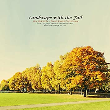 Scenery with autumn