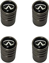 AEMULUS Carbon Fiber Extra Long Car Wheel Tyre Tire Stem Valve Cap Tire Decoration For Car Auto Infiniti