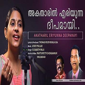 Akatharil Eriyunna Deepamayi (Malayalam Christian Song) [feat. Elizabeth Raju]