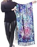 Immagine 2 irener sciarpa coperta avvolgente scialle