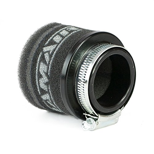 Ramair Filter MR-003 Motorfiets Pod-luchtfilter, zwart, 40 mm