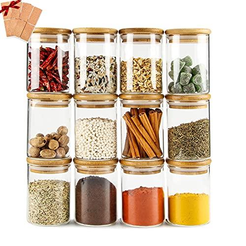 small food jars - 5