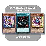 Yu-Gi-Oh! - Maximillion Pegasus' Complete Toon Deck
