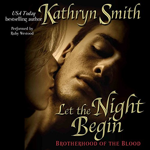 Let the Night Begin audiobook cover art