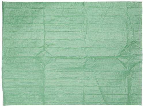 KIMCARE* Sábanas Quirúrgicas 7093 - 100 sábanas de color verde por bolsa (caja con 4 bolsas)