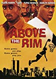 Above the Rim Poster Above the Rim Movie Poster Above the Rim Decor Gift for Him Gift For Her
