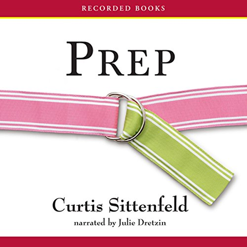 Prep audiobook cover art