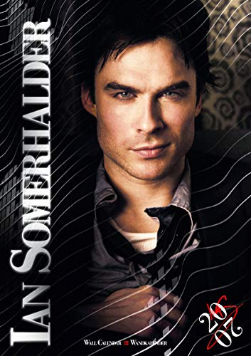 Ian Somerhalder 2020 Calendar: Star of The Vampire Diaries