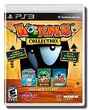 Maximum Games Worms Collection, PS3 Básico PlayStation 3 Inglés, Español vídeo - Juego (PS3,...