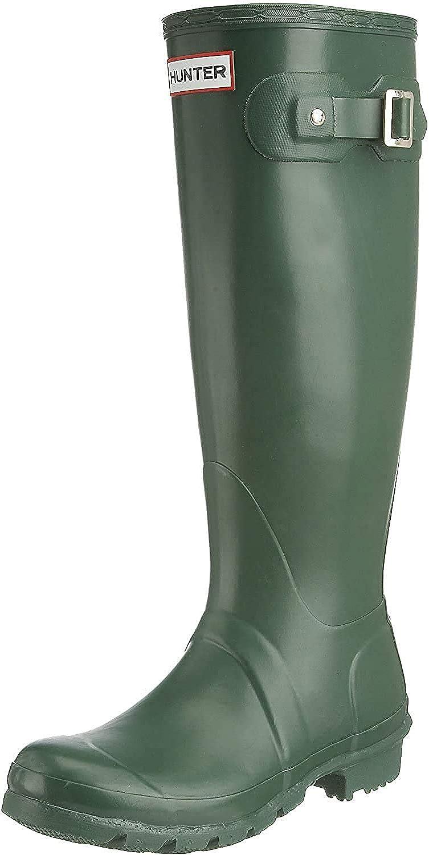 HUNTER Women's Boots Original Tall Snow