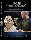 How to Make a Latex Rubber Mask Part 3 - Patch, Paint & Finish