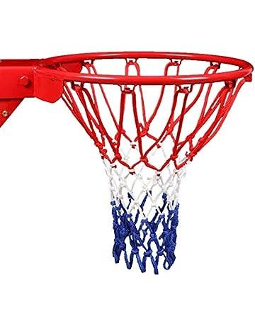 Filet En Nylon Panier De Basketball Filet En Nylon Pour Panier De Sport En Plein Air Filet De Balle En Nylon Ext/érieur De Basket-ball Filet En Nylon Balle Ext/érieur Sport Plein Air 13 Boucles 2 Pi/èces