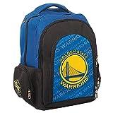 NBA Basket USA - Sac à Dos NBA Golden States Warriors 45 CM - Haut de Gamme