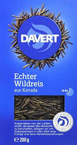 Davert Wildreis, 1er Pack (1 x 200 g) - Bio