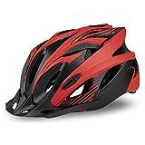 MOKFIRE Bike Helmet CPSC Certified with Detachable Visor, Mountain & Road Bicycle Helmets