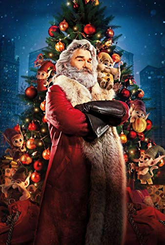 The Christmas Chronicles Movie Poster 18'' x 28'' - by FINESTPRINT88