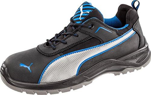 Puma 643600.41Atomic–Zapatos de Seguridad Low S3HRO SRC Tamaño 41 🔥
