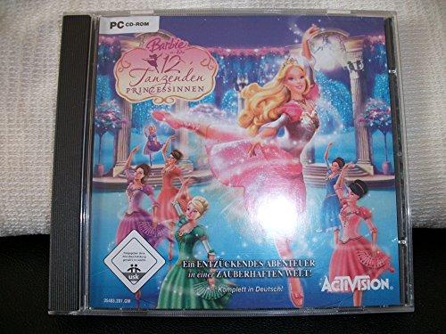 Barbie - Die 12 tanzenden Prinzessinnen - [PC]