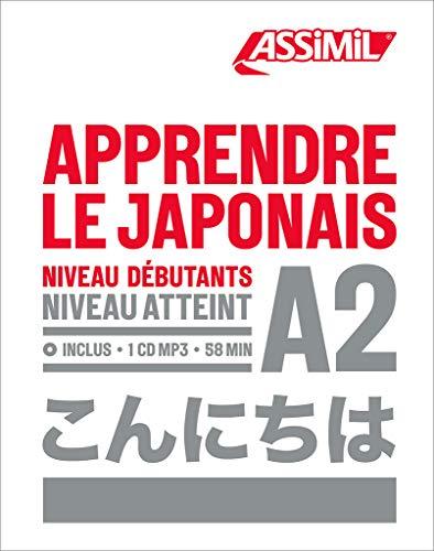 Apprendre le Japonais Niveau A2