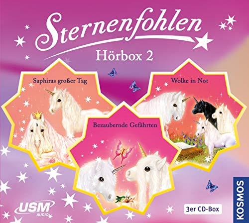 Die große Sternenfohlen Hörbox Folgen 4-6 (3 Audio CDs)