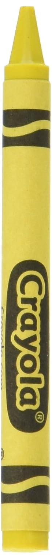 Crayola Bulk Crayons (12 Count), Yellow