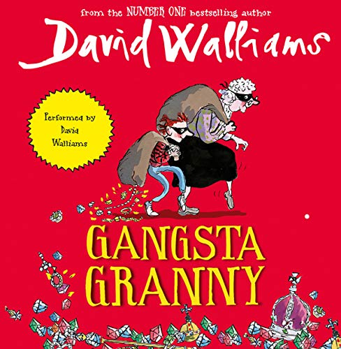 Gangsta Granny                   By:                                                                                                                                 David Walliams                               Narrated by:                                                                                                                                 David Walliams                      Length: 3 hrs and 31 mins     707 ratings     Overall 4.7