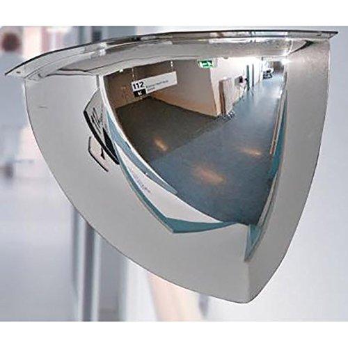 90 Grad Panoramaspiegel Rundumsicht Spiegel Sicherheitsspiegel Acryl - verschiedene Durchmesser, Größe:Ø 800 mm
