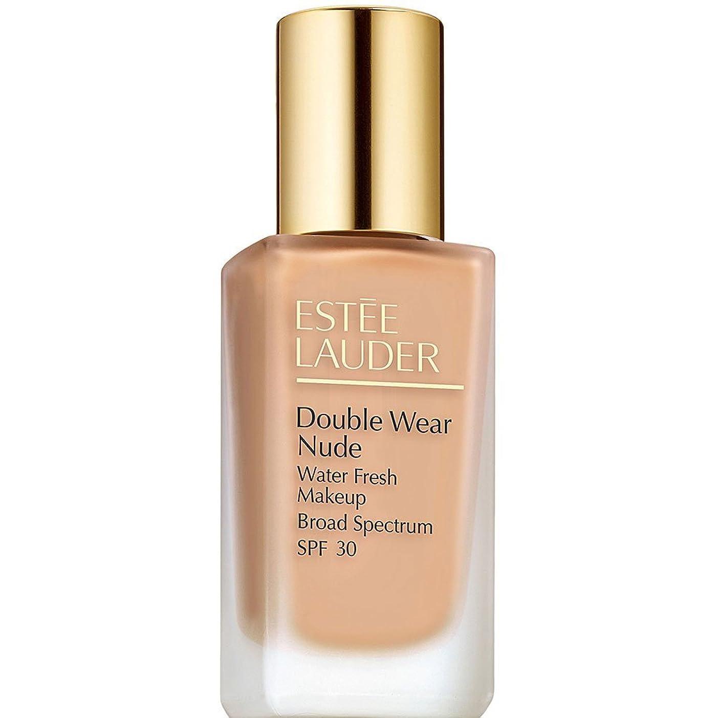 応じる因子広げるエスティローダー Double Wear Nude Water Fresh Makeup SPF 30 - # 1N2 Ecru 30ml/1oz並行輸入品