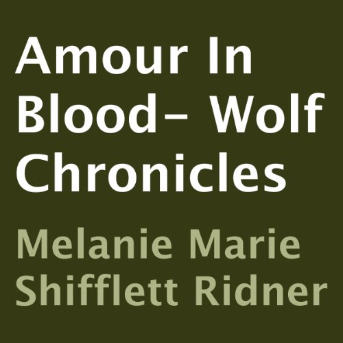 Amore in Blood audiobook cover art