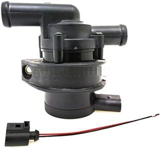 Wying Store Pompe à eau de refroidissement de liquide de refroidissement auxiliaire supplémentaire 12V VW Ajustez pour Vol...