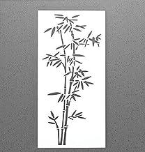 Pannello decorativo Pianta Bamboo Wall art - Decorazione Arredo Casa Parete Muro