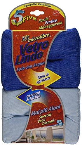 Superfive Vetrolindo Kit Vetri