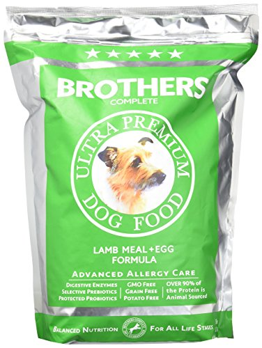 Brother's Lamb Meal & Egg Grain-Free Dry Dog/Puppy Food