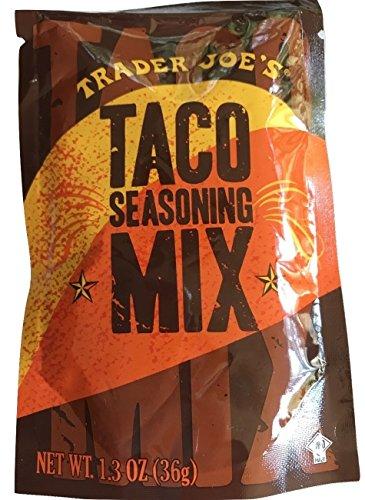 Trader Joe's Taco Seasoning Mix 1.3 Ounce Packet (8 Pack)