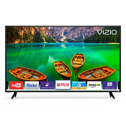 "VIZIO D-Series 50"" (49.5' Diag.) Ultra HD Full-Array LED Smart TV"