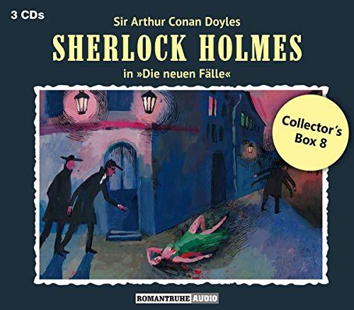 Die Neuen Fälle: Collector'S Box 8 (3cd)