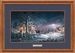 Winter Wonderland Framed Encore Print by Terry Redlin