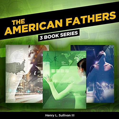 The American Fathers audiobook cover art