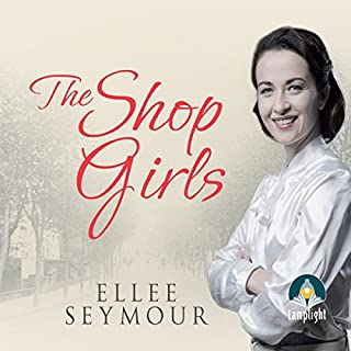 The Shop Girls audiobook cover art