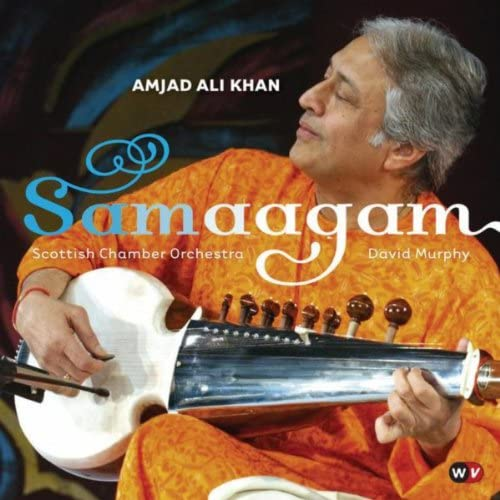 Ustad Amjad Ali Khan, Scottish Chamber Orchestra & David Murphy