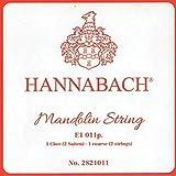 'Hannabach' 'Cordes Hannabach Mandoline' 'Mi .010' corde unique