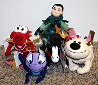 Best mulan and horse Reviews