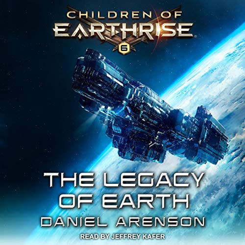 The Legacy of Earth audiobook cover art